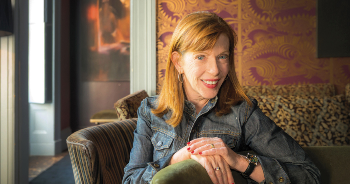 Susan Orlean for Grub Street / New York Magazine